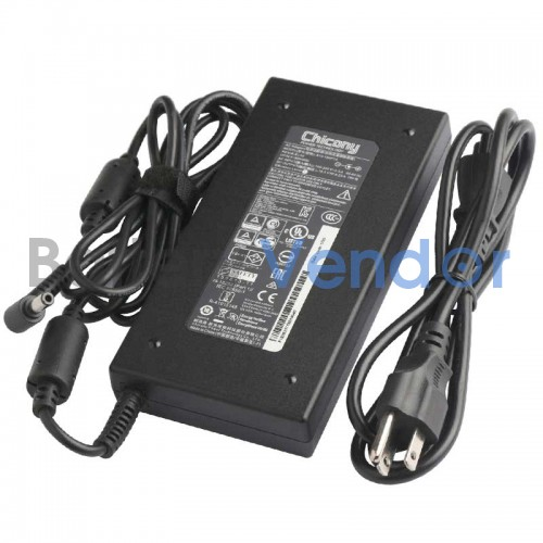 AC Adapter Power Supply Charger for MSI GT75 8RG-040CA Titan